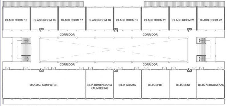 Building Plans | Alumni of St. Francis Schools Sabah